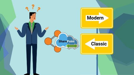 Modern VS Classic SharePoint